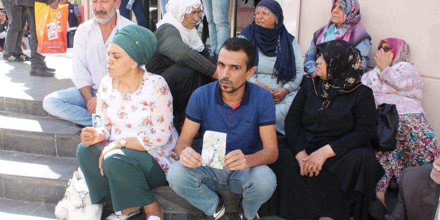 HDP önünde oturma eylemi 7. günde