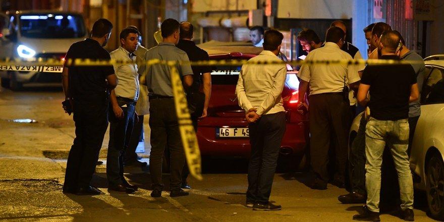 Gaziantep'teki silahlı kavgada ölü ve yaralılar var