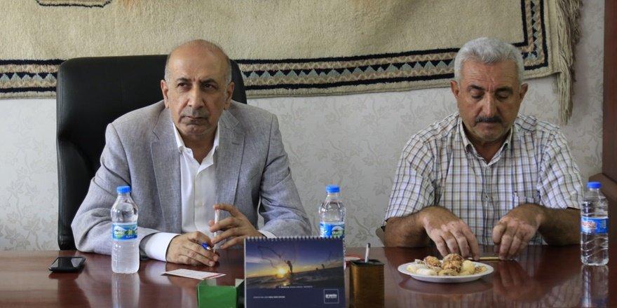DTSO Başkanı Kaya Sanayi Sitesi esnaflarıyla görüştü