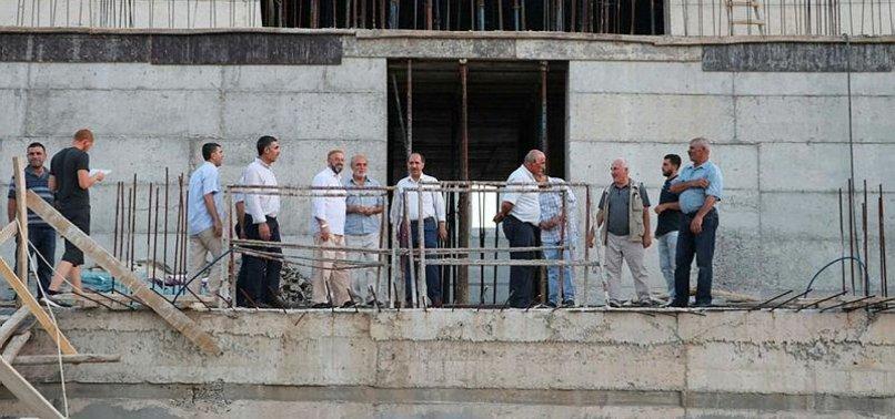 Büyükşehir imar planı değişikliğini iptal etti