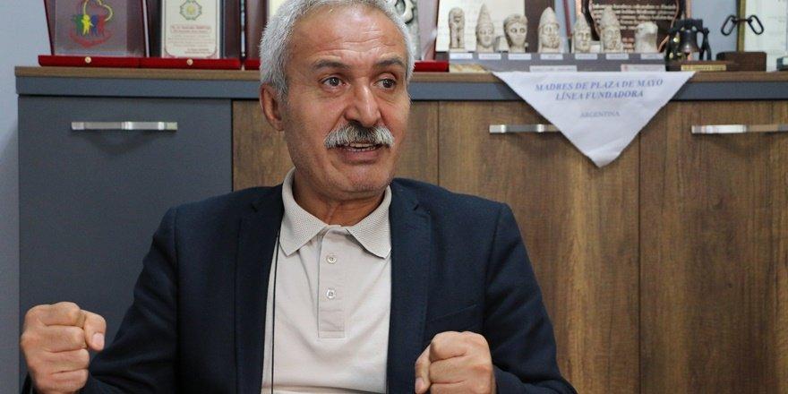 Mızraklı'nın 2017'den beri süren davasına erteleme