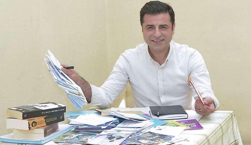 Demirtaş'ın tahliye edilmesi Mahkemenin kararına bağlı