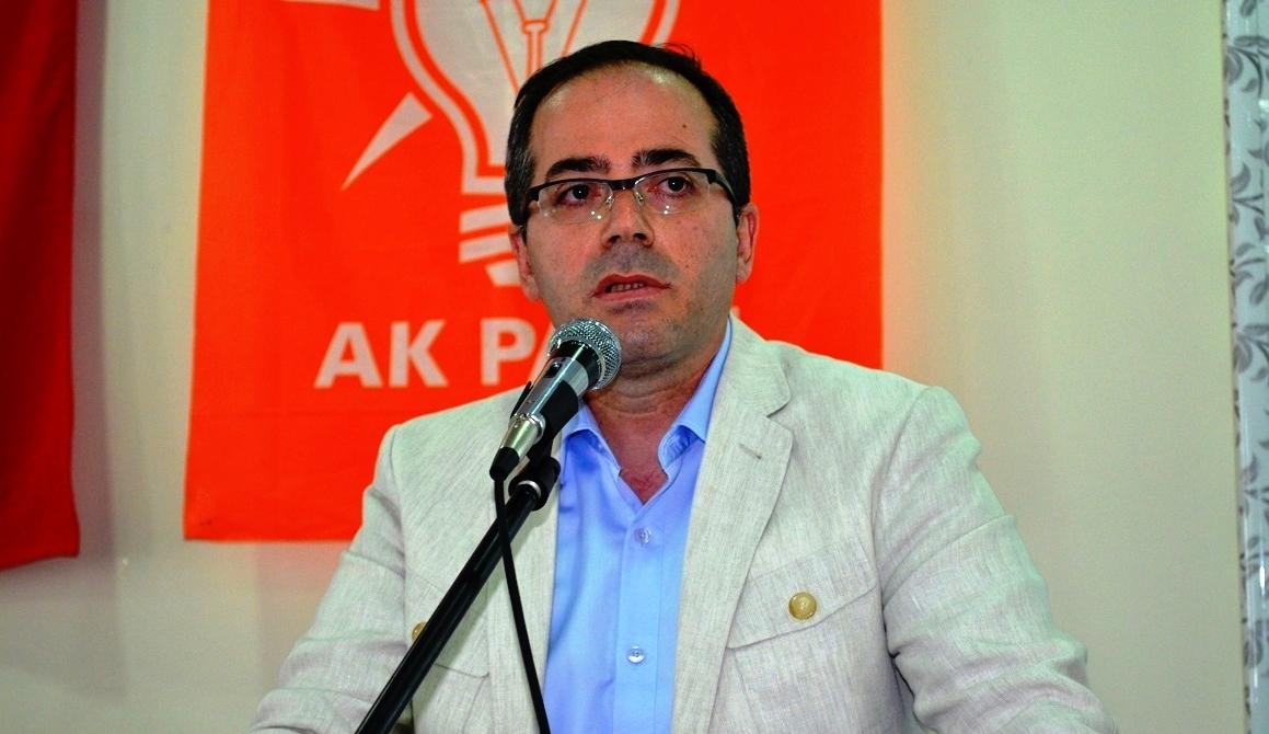 AK Parti Diyarbakır İl Başkanı istifa etti!