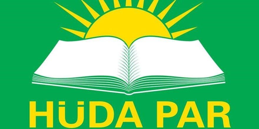 HÜDA PAR'dan Kulpta'ki patlamaya ilişkin açıklama