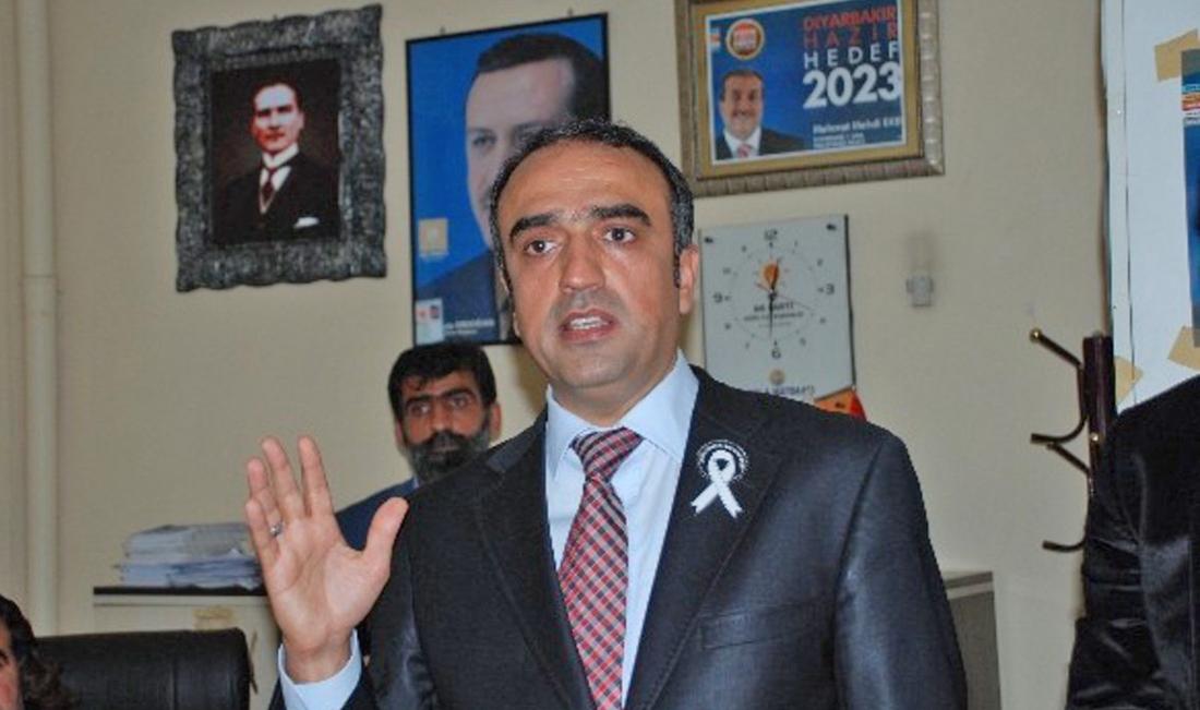AK Partili eski vekil: Başkaldırıyor ve AKP'den istifa ediyorum