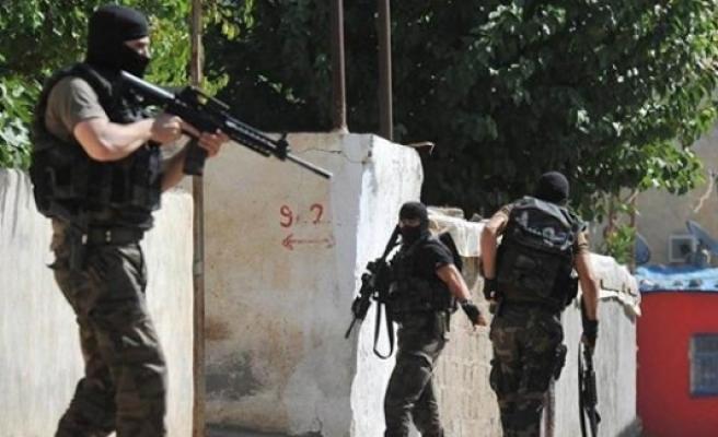 Diyarbakır merkezli DEAŞ operasyonu