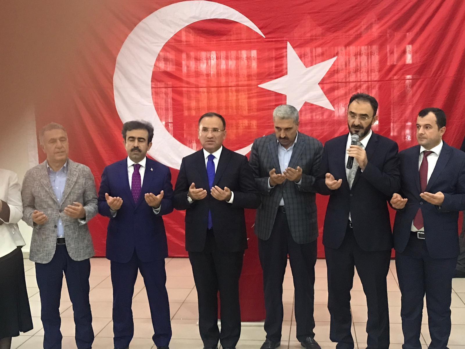 Erdoğan talimat verdi, Güzeloğlu ile Şanlı aileleri barıştırdı
