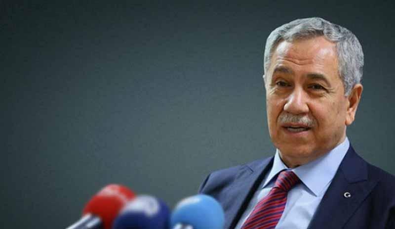 Arınç: AK Parti Türkiye için bir sigorta