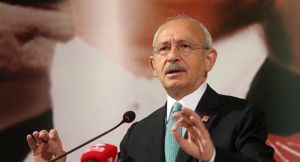 Kılıçdaroğlu'ndan Bağış tepkisi