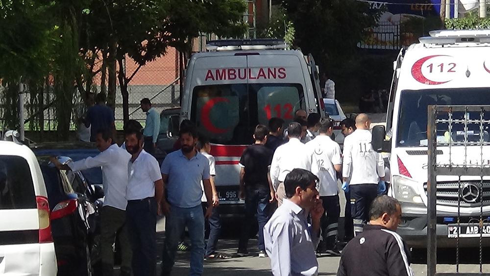 VİDEO- Kur'an kursunda su içen çocuklar hastanelik oldu!