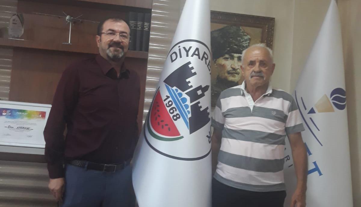 Diyarbakırspor'a efsane kordinatör!