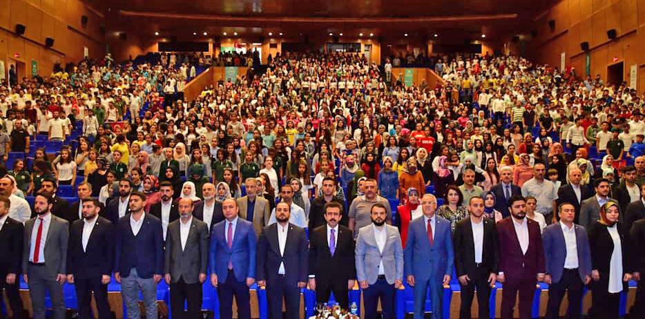 Diyarbakır TÜGVA'da yönetim değişti