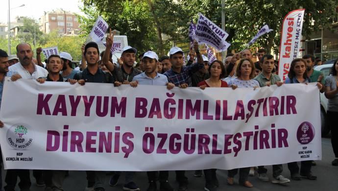 HDP'li Beştaş: Kayyum şehri siyasi olarak tutuklamaktır