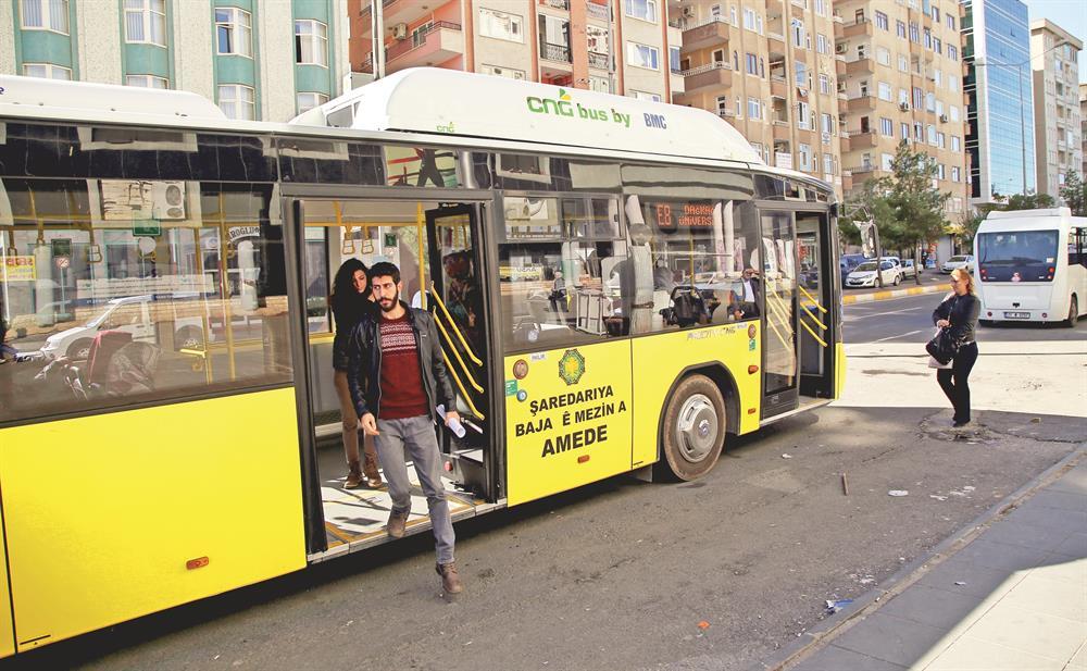 Büyükşehir Belediyesi: Bismil'de otobüs hizmetini biz vereceğiz