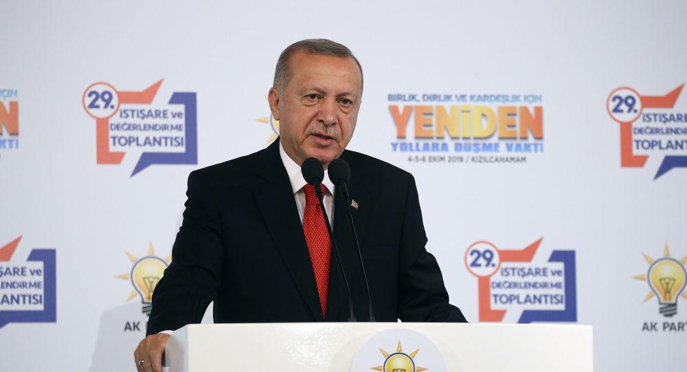 Erdoğan'dan ABD'ye Suriye tepkisi: Hazırlıklarımızı yaptık