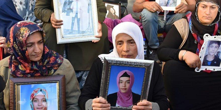 HDP'li Kurutulan oturma eylemi yapan annelere seslendi: Dağın yolunu kapatabiliriz