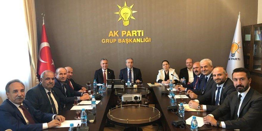 Ziraat Oda Başkanlarından Ankara çıkarması