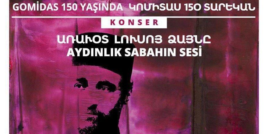 "Diyarbakır'da ""Gomidas 150"" yaşında konseri"
