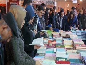Doğu Anadolu Kitap Fuarı, Erzurum'da Açıldı
