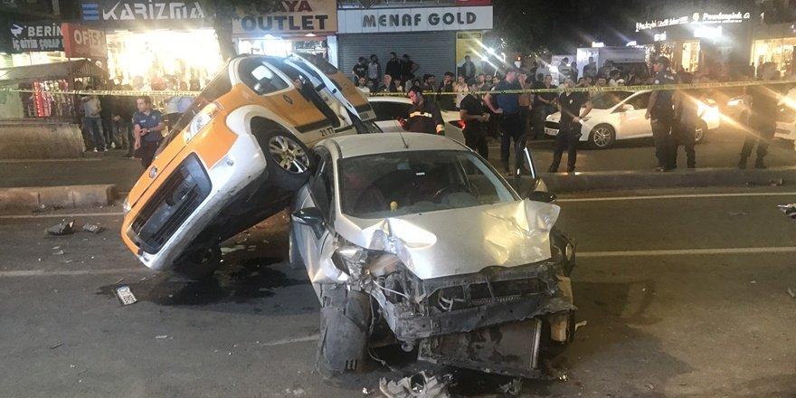 Ofis'te kaza: 1 yaralı