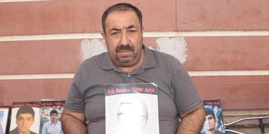HDP il binası önündeki ailelerin eylemi 40. gününde