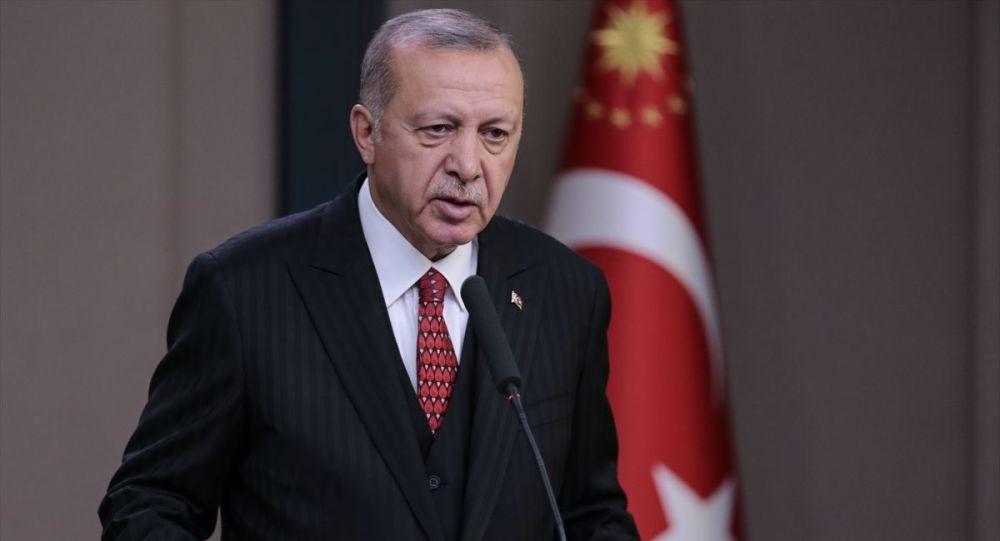 Erdoğan: Suriye'de 30-35 kilometre derinliğe ineceğiz