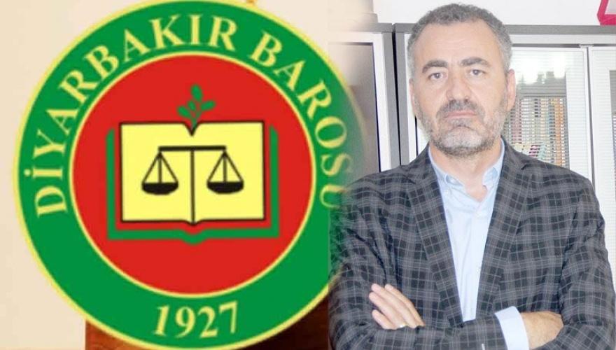 Diyarbakır Baro Başkanı Aydın: Yeterli sayıda imzaya ulaştık