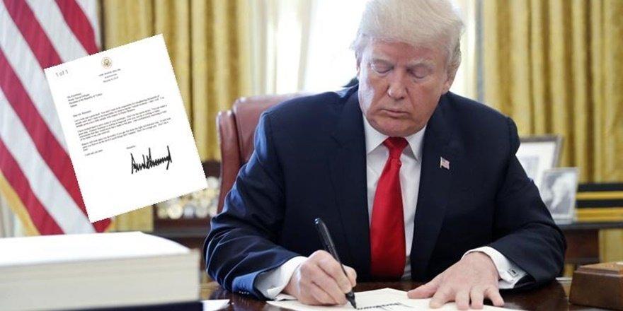 Turump'ın mektubu ve Türkiye'nin ABD heyeti ile görüşmelere etkisi