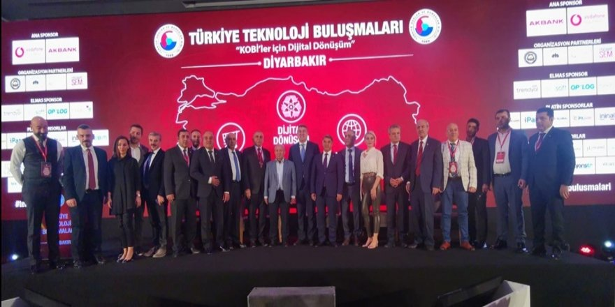 Diyarbakır'da teknoloji buluşmaları