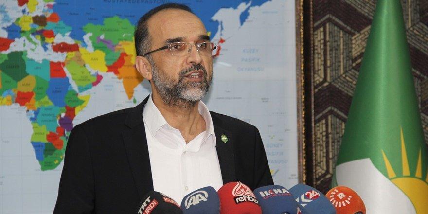 HÜDA PAR: Müslüman Kürt halkını emperyalistlerin insafına terk etmeyin!