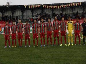 Diyarbakır Büyükşehir Belediyespor'da galibiyet sevinci