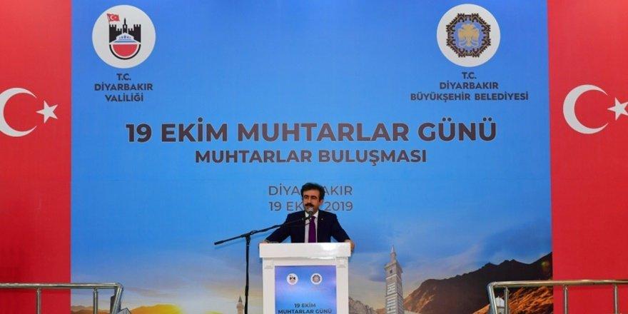 'Muhtar Saati'nde Diyarbakırlı muhtarlar Büyükşehir'le randevusuz görüşebilecek