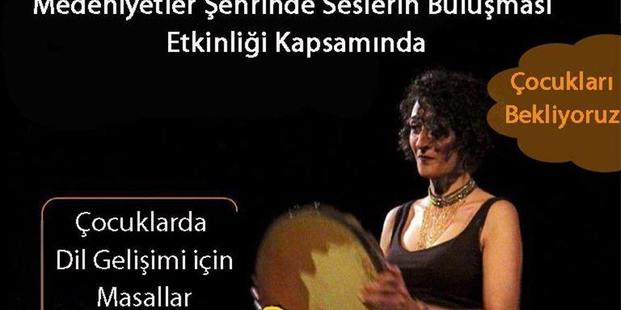"""Diyarbakır'da """"Medeniyetler şehrinde seslerin buluşması etkinliği"""""""