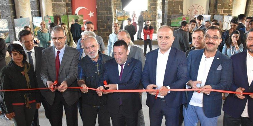 Diyarbakır'da fotoğraflarla Karadeniz sergisi