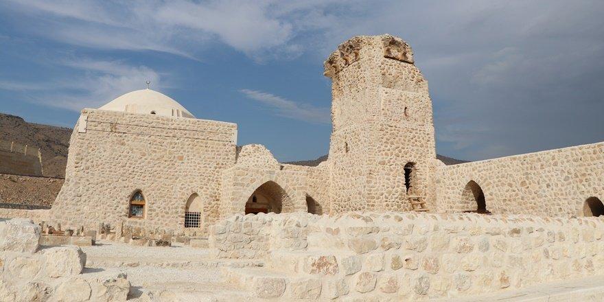İmam Abdullah'ın müzedeki naaşı Arkeopark'a nakledildi