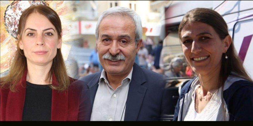 Belediye Eşbaşkanaları Kayseri'ye sevk edildi