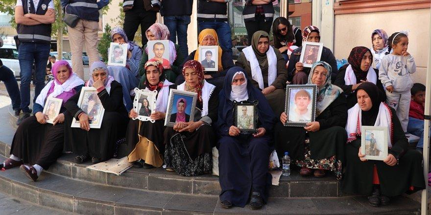 HDP önündeki oturma eyleminde 56'ıncı gün