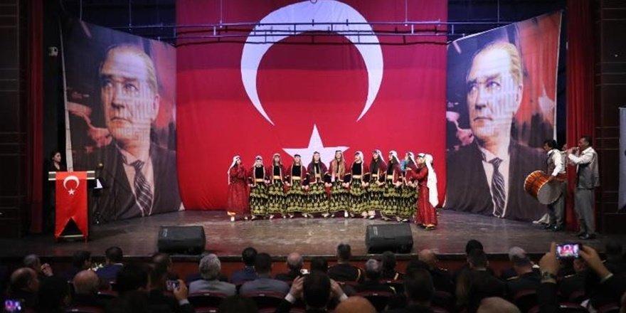 Bölge illerinde 29 Ekim Cumhuriyet Bayramı kutlamaları