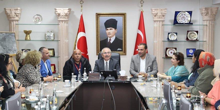 25 yurtdışı seyahat acentesinden Mardin gezisi