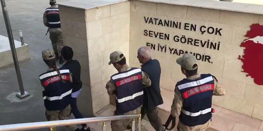 HDP'li meclis üyelerine yakalama