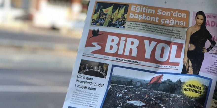 Bağımsız Alevi gazetesi Bir Yol çıktı