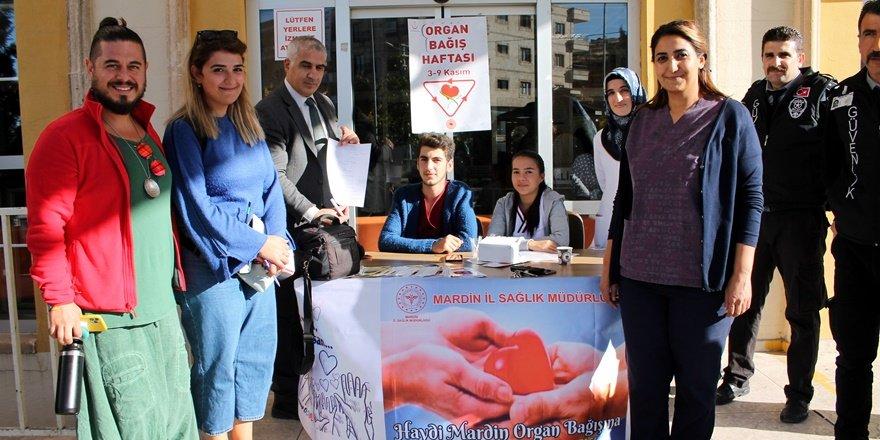 Hercai dizi ekibinden organ bağışı