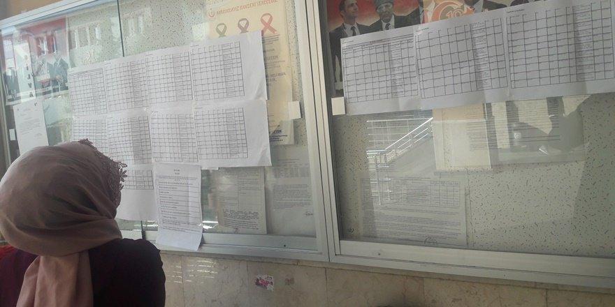 Silvan'da, İŞKUR'lular işbaşı yaptı