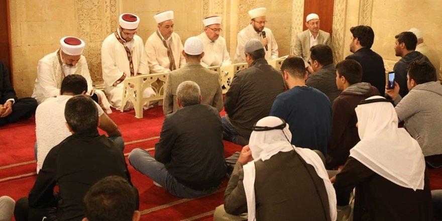 Mardin'de 3 dilde Mevlit Kandili