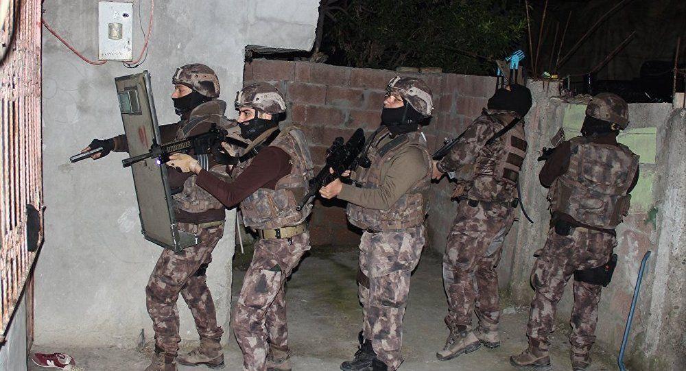 Batman'da İŞİD operasyonu