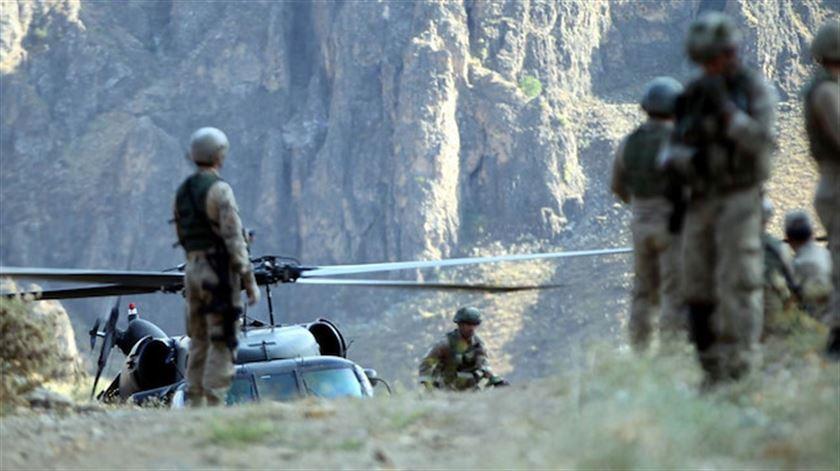 Şırnak Valiliği: 16 bölge 8 gün süreyle özel güvenlik bölgesi ilan edildi