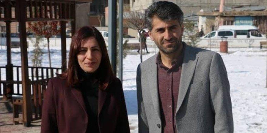 İpekyolu Belediye Eşbaşkanları tutuklandı