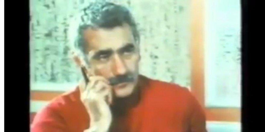 VİDEO - 'Çirkin Kral', Yılmaz Güney 37 yıl öncesinden yol gösterdi
