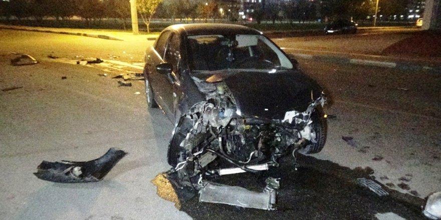 VİDEO - Diyarbakır'daki 6 farklı kazada 6 yaralı