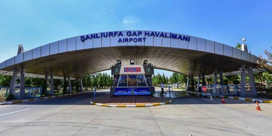 Şanlıurfa GAP Havalimanı 10 ayda 607 bin 456 yolcu taşıdı